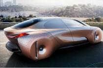 宝马推出概念汽车Vision Vehicle