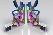 盖茨基金会资助的无水马桶Nano Membrane Toilet发明