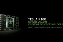 NVIDIA发布特斯拉P100,但这不是汽车而是人工智能芯片