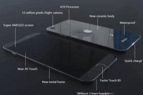 iPhone 7或将首次配备三星AMOLED 后者出货量大增