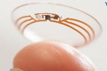 三星获智能隐形眼镜专利 比谷歌牛