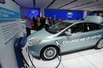 福特加入电动汽车战团 CEO:我们极具竞争力
