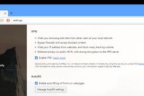 Opera浏览器将内建VPN用户端 用户上网将更加方便