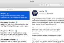 微软不服!Skype不服!推出Mac和web版聊天机器人以对抗脸书