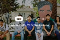 Oculus推出VR for Good计划,力图通过VR影片推动社会议题发展