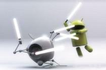 iOS市场份额遇危机  谷歌Android迎来两年内最强劲增长势头