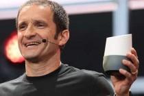 """谷歌叫板亚马逊Echo  推出""""懒人必备""""智能音箱Google Home"""