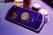 8848钛金手机M3昨日发布 其售价创国产手机新高