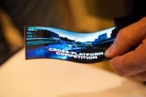 京东方柔性屏:0.23毫米 明年投产