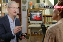 库克接受ABC News专访:AR比VR更有潜力,苹果可能会选择发展AR业务