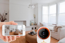 智能摄像头创业公司Smartfrog 获 2200 万美元 A 轮融资