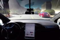 特斯拉已经具备完全无人驾驶操作能力了   你敢用吗?