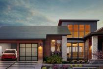 马斯克力图打造和电动车一样炫的太阳能屋顶