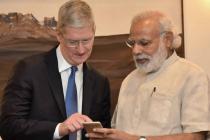 印度政府将开会商讨苹果印度生产计划