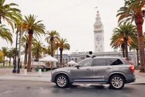 Uber无人驾驶车在旧金山上路 老闯红灯咋办?
