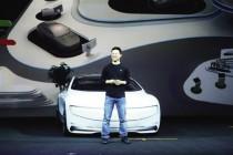 被贾跃亭投资的三家电动车企业下个月都将展出新车