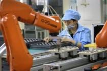 制造业升级进行式 富士康提升自动化参与度