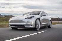 特斯拉宣布2017年9月量产Model 3