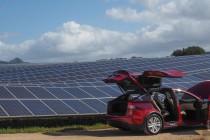 特斯拉与澳大利亚合作为5万家庭安装太阳能电池板与Powerwall 2电池