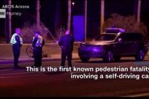 Uber测试无人车发生严重交通事故,造成一名行人死亡