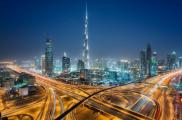迪拜将展开智能车牌照的试验,牌照拥有显示屏、GPS芯片,能够进行通信
