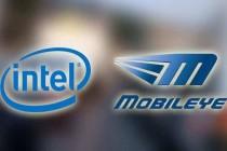 英特尔自动驾驶部门Mobileye与欧洲汽车厂商协议,向其800万辆汽车提供自动驾驶技术