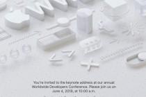 苹果发出WWDC主题演讲邀请函,可能发布iPad Pro升级版