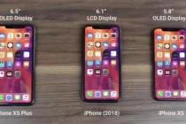 外媒:新款6.1英寸LCD版iPhone,将命名为iPhone2018