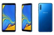 三星正式发布2018款Galaxy A7,定位中端、6英寸屏幕后置三摄像头