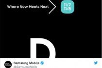 三星可能于11月份推出首款折叠手机Galaxy F