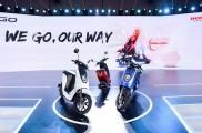 本田在中国发布首款电池电动摩托车V-GO,官方指导价7988元