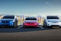 特斯拉的Supercharger超级充电站网络在明年将覆盖整个欧洲
