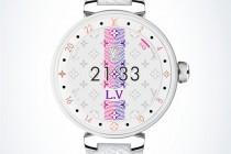 LV发布新款LV Tambour Horizon智能手表