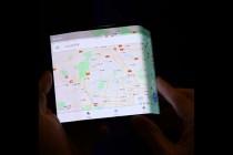 外媒曝光小米折叠手机视频,MIUI 10系统、双折结构