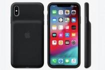 苹果发布iPhone XS等三款新机的智能电池保护壳,售价均为129美元