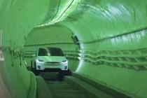 Uber高管表示由于挖掘成本太高,马斯克的隧道交通项目不切实际