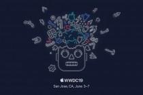 苹果宣布将于6月3日举办WWDC19,将发布iOS 13系统