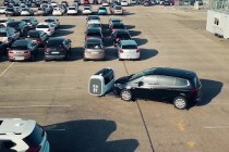 Stanley Robotics代客泊车机器人在法国机场上岗