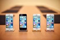 外媒:苹果将推出一款小屏手机,疑似iPhone SE2
