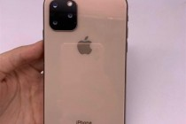 2019款iPhone机模的高清图被曝光,确认后置三摄设计