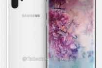 外媒曝光三星Galaxy Note 10+的全部参数配置