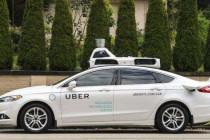 Uber表示自动驾驶汽车将在5年内上路
