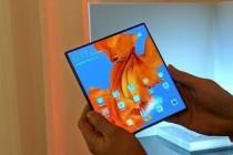 华为Mate X可折叠手机拿到入网许可证,或于近期上市