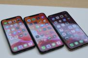 苹果开始销售iPhone XS/XS Max官翻机,iPhone XS 64GB约合4799元