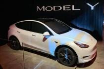 外媒:特斯拉Model Y将于明年第一季度开始交付