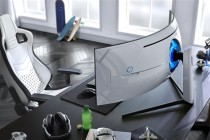 三星发布极致曲面带鱼屏显示器Odyssey G9