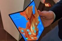 外媒:华为的第二代可折叠屏幕手机将使用三星的可折叠显示屏