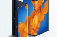 华为公布新一代折叠手机华为Mate Xs国内售价为16999元