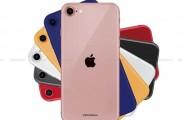 外媒再度放出一组iPhone 9的渲染图,6种机身配色