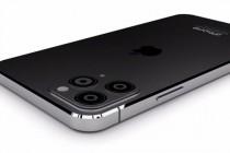 外媒曝光iPhone 12 Pro的最新渲染图,机身中框类似iPhone 5